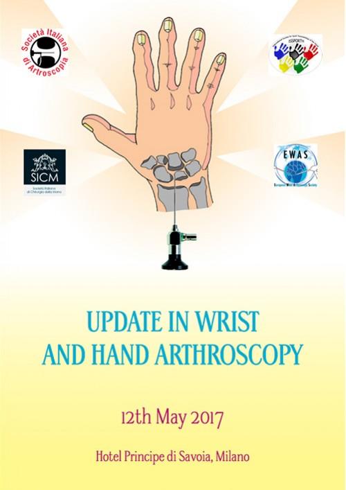 UPDATE IN WRIST AND HAND ARTHROSCOPY