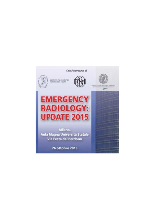 Emergency Radiology Course: Update 2015