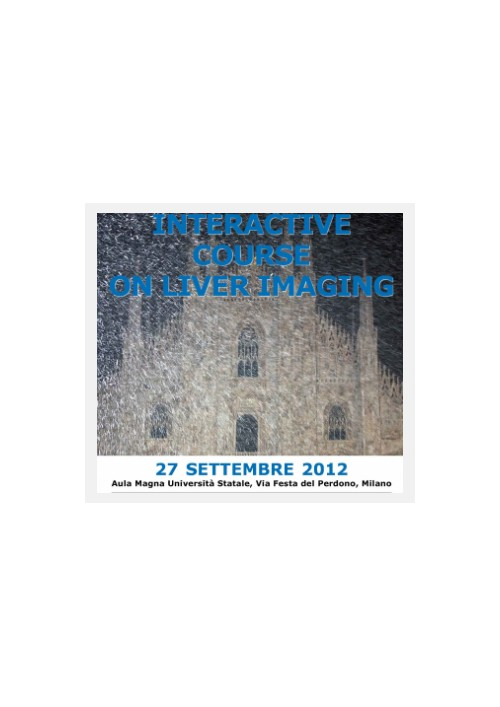 Interactive Course on Liver Imaging