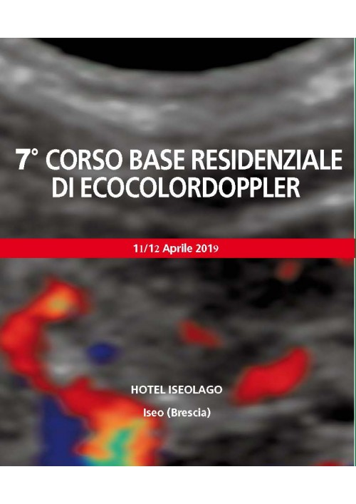 7° CORSO RESIDENZIALE DI ECOCOLORDOPPLER