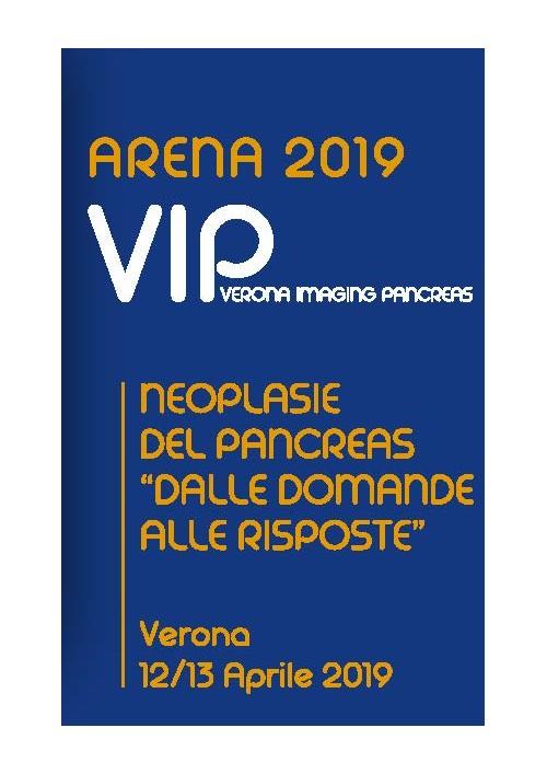 ARENA 2019 VIP- Verona Imaging Pancreas