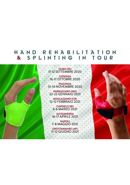 Hand Rehabilitation & Splinting in tour